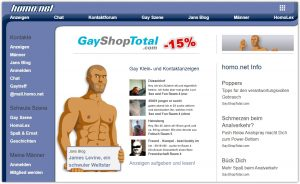 Homo.net Test 2021 und Erfahrungen